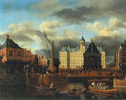 ダム広場と市庁舎.jpg